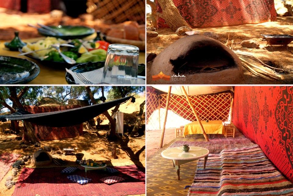Campamento bereber 1