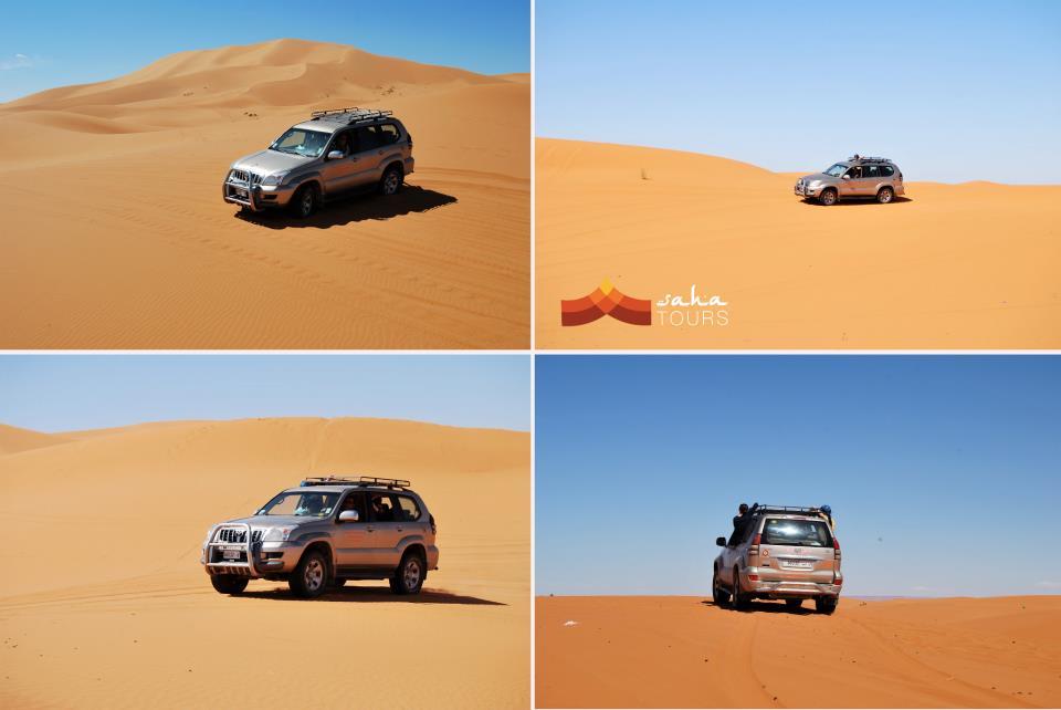 Aventura en las dunas 1