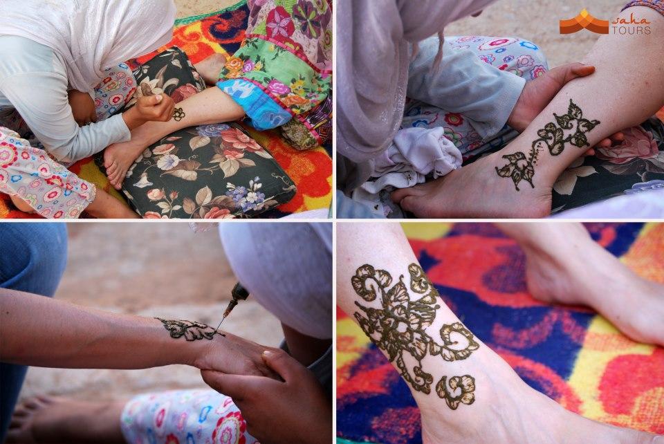 La henna en Marruecos 1