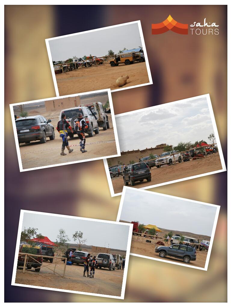 Conducir en el desierto 1