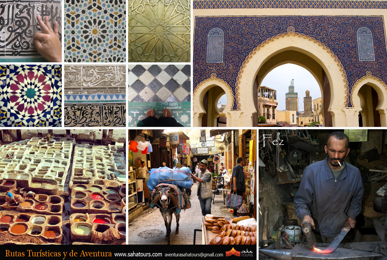 Tu viaje a Marruecos. La ciudad Santa de Fez 1