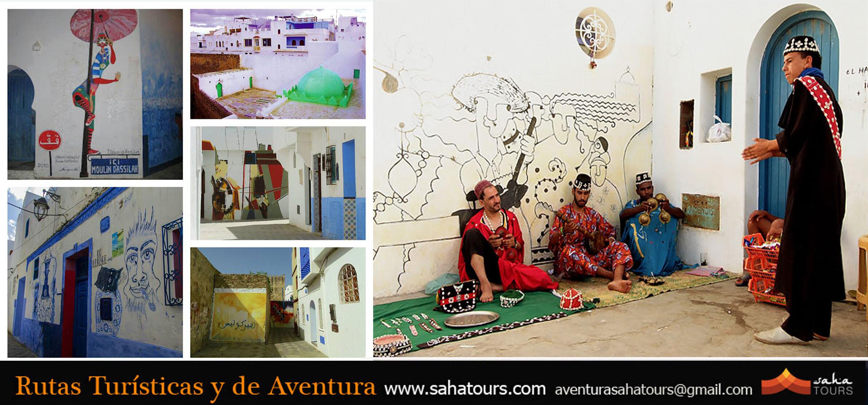 Tu viaje a Marruecos. Asilah, la ciudad de la Cultura y las Artes 3