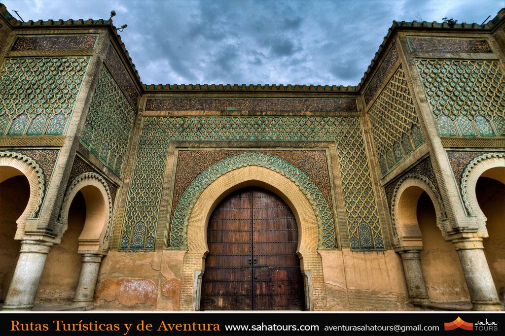Tu viaje a Marruecos. Meknès, la Versalles del Norte de África 1
