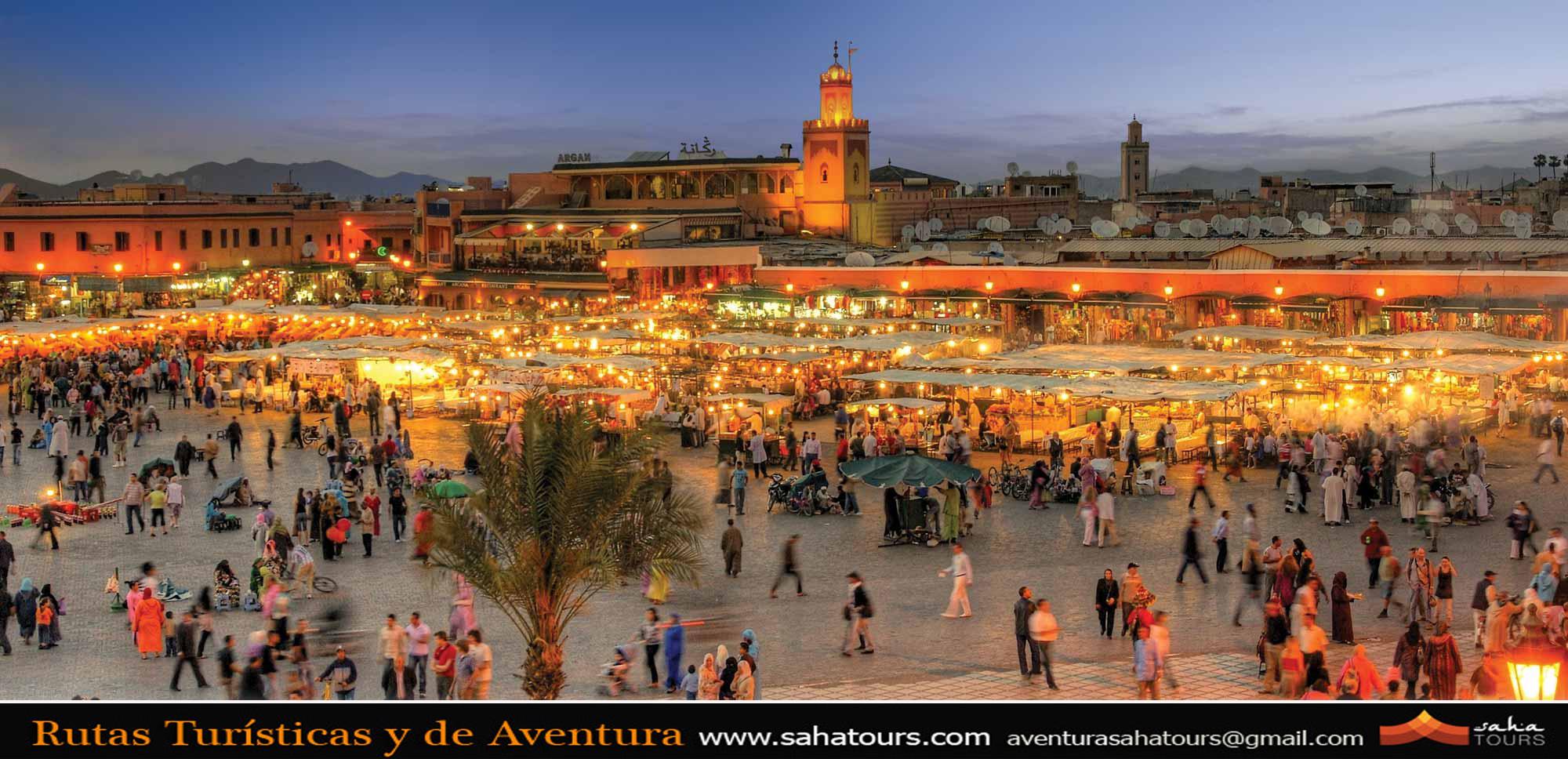 Tu viaje a Marruecos. La Ciudad Roja de Marrakech 2