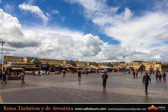 Tu viaje a Marruecos. Meknès, la Versalles del Norte de África 2