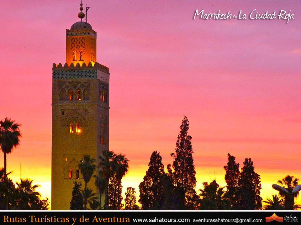 Tu viaje a Marruecos. La Ciudad Roja de Marrakech 4