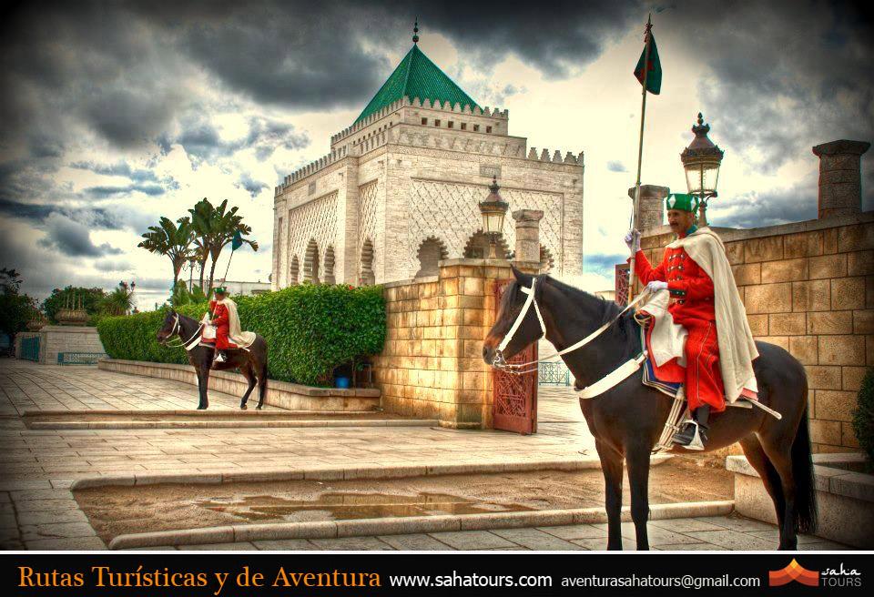 Tu viaje a Marruecos. Rabat, capital Imperial del Reino de Marruecos 3