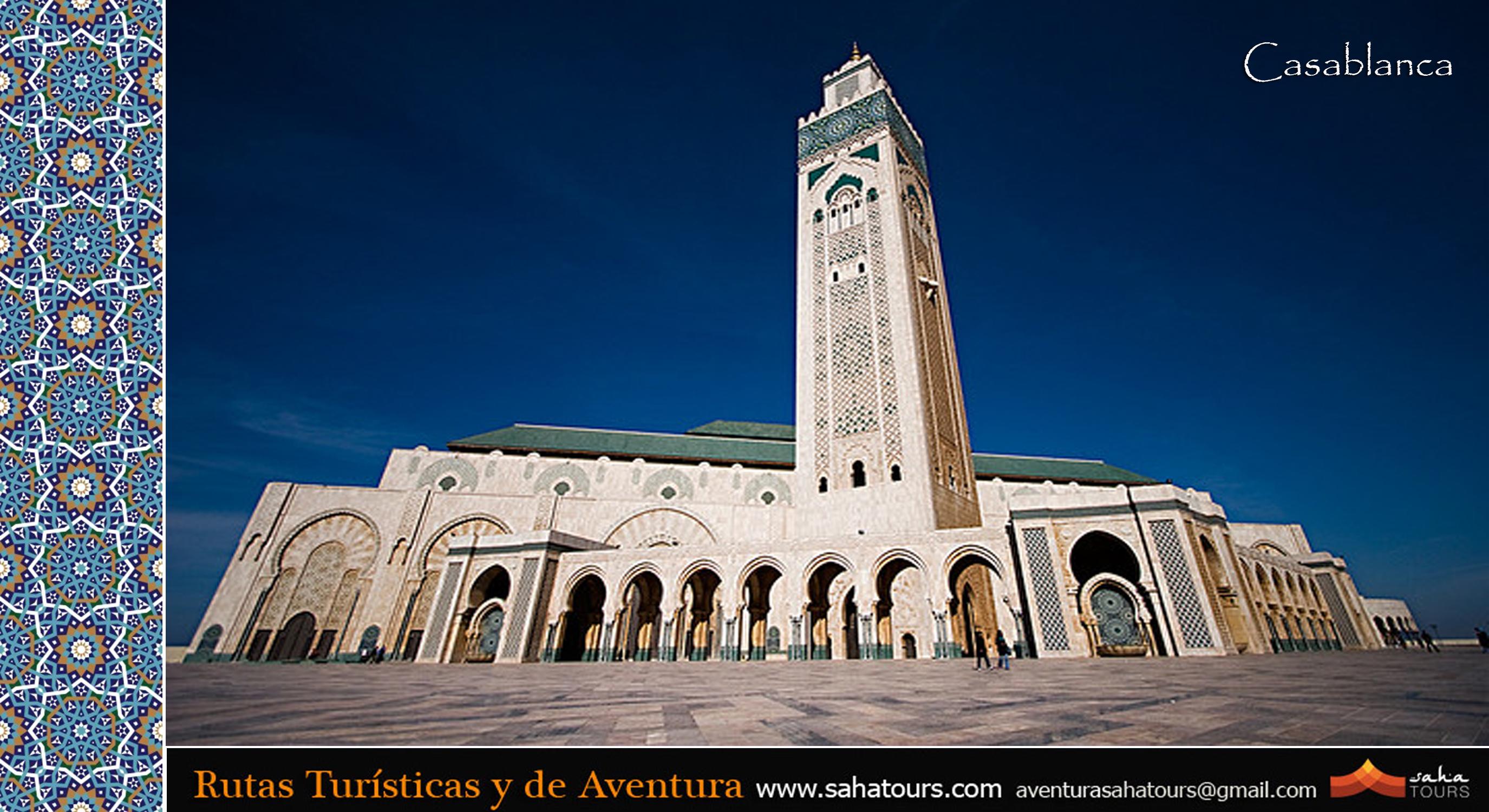 Tu viaje a Marruecos. Casablanca, símbolo de modernidad 1