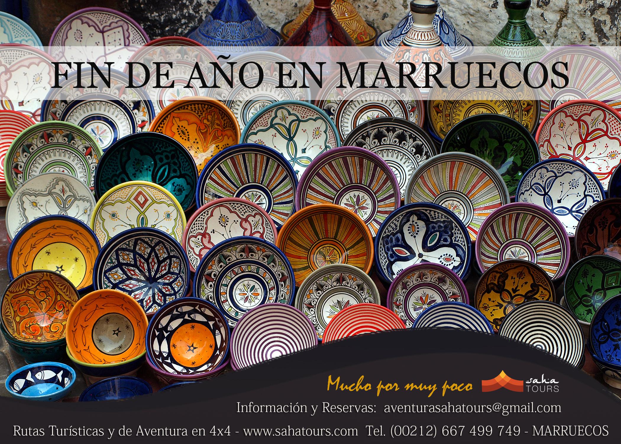 FIN DE AÑO EN MARRUECOS 1
