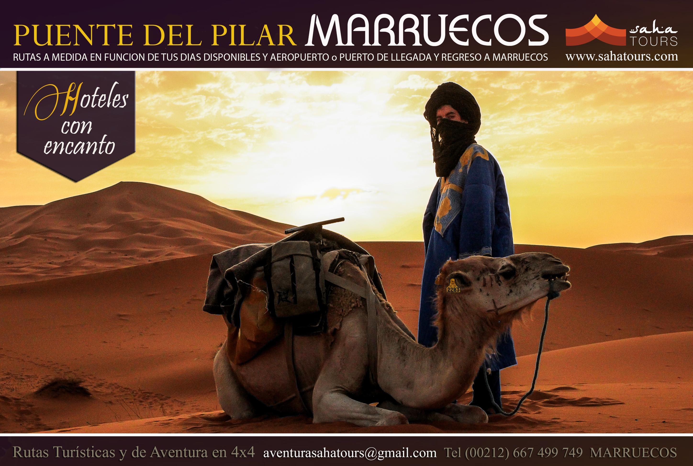 PUENTE DEL PILAR EN MARRUECOS 1