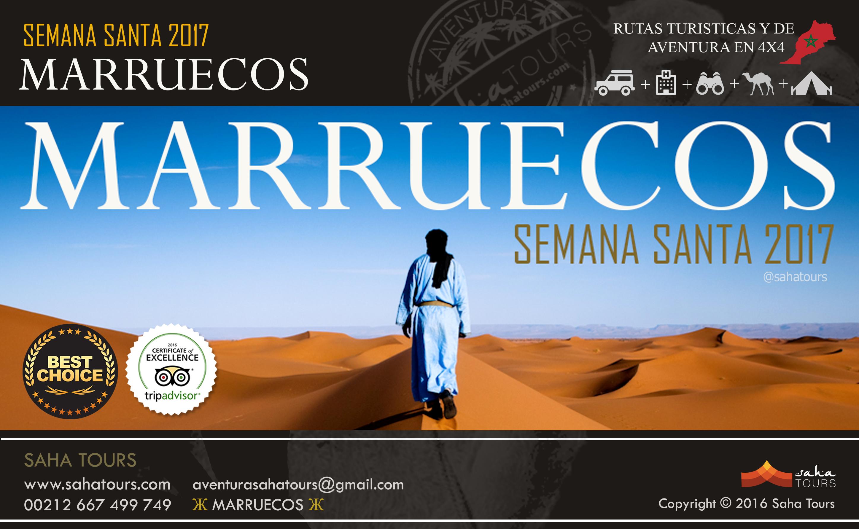 MARRUECOS - SEMANA SANTA 2017 1